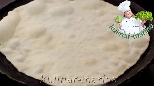 Тортилья для буррито. Вариант 3 | Tortilla for burritos. Option 3