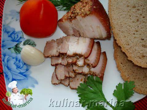 Как сделать соленое сало вкусным - МБДОУ детский сад 24